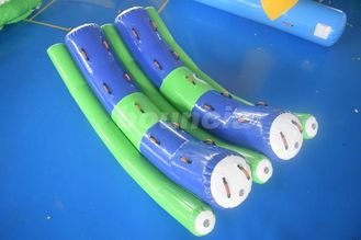 ประเทศจีน 3.2mL*1.8mW Double Tubes Inflatable Water Totter For Adults โรงงาน