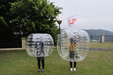 ประเทศจีน Children And Adults Inflatable Bumper Ball With Durable Buckle โรงงาน
