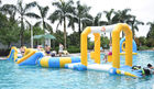 Durable Inflatable Water Sports / Water Park Games For Pool  With TUV Certification ผู้ผลิต