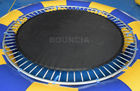 PVC Tarpaulin Round Inflatable Water Trampoline Durable With Spring Structure ผู้ผลิต