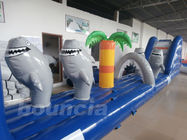 Custom Inflatable Water Sport /  Pool Inflatable Water Obstacle Course ผู้ผลิต