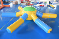 ประเทศจีน Inflatable Water Sport Games / Inflatable Water Floating Toys For Pool โรงงาน