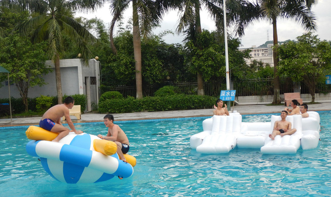 Bouncia Pool Inflatable Water Sport Games For Adults And Kids