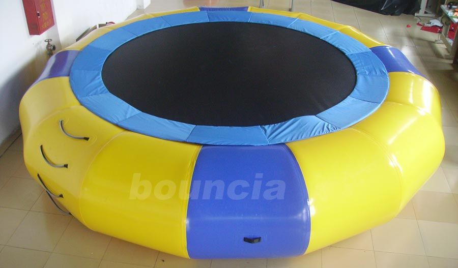 5m Diameter Inflatable Bounce Platform For Sport Games