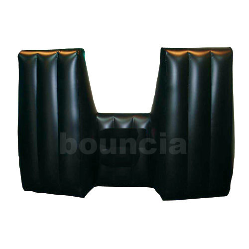Inflatable Paintball Bunker BUN26 with Flexible and Durable Anchor Strings