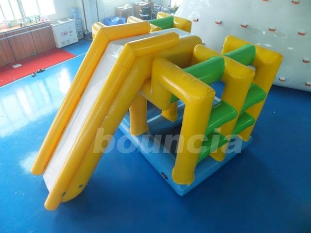 Water Park Inflatable Jungle Joe With Slide For Adults Entertainment