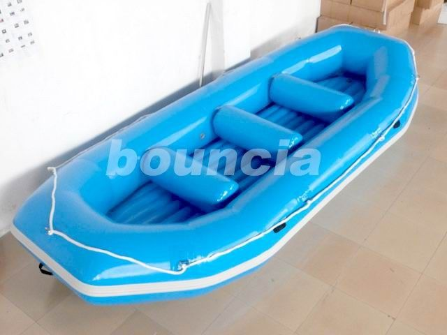 8 Persons White Water Inflatable Rafting Boat