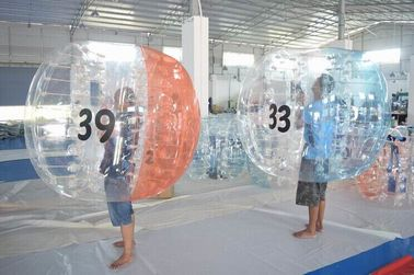 Soccer Bubble / Bubble Football / Inflatable Bumper Ball For Adult